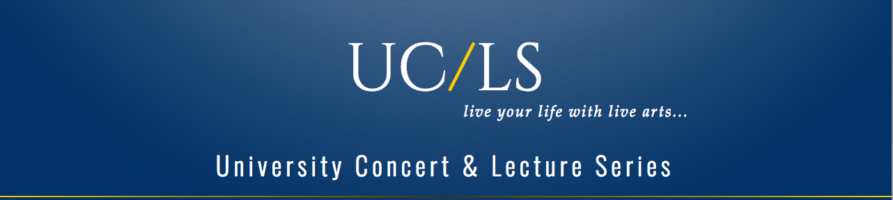 UCLS live your life with live arts