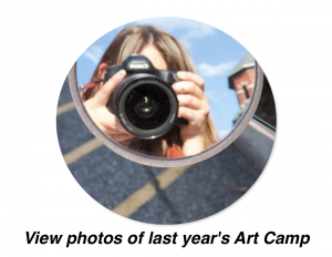 View photos from Art Camp last year