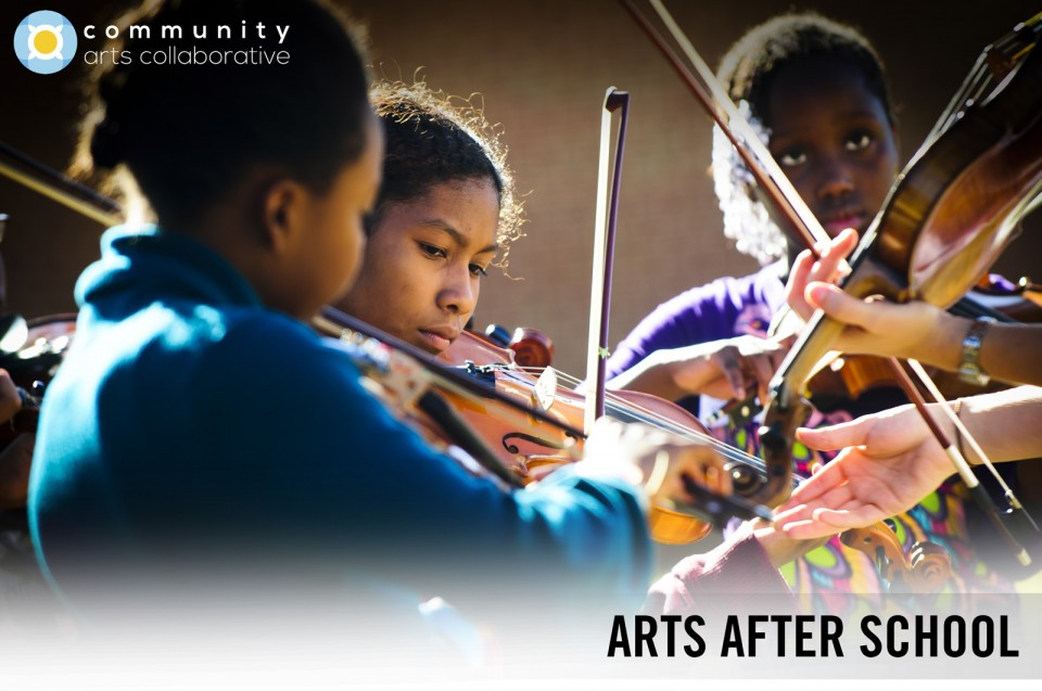 Arts After School | College of Visual and Performing Arts