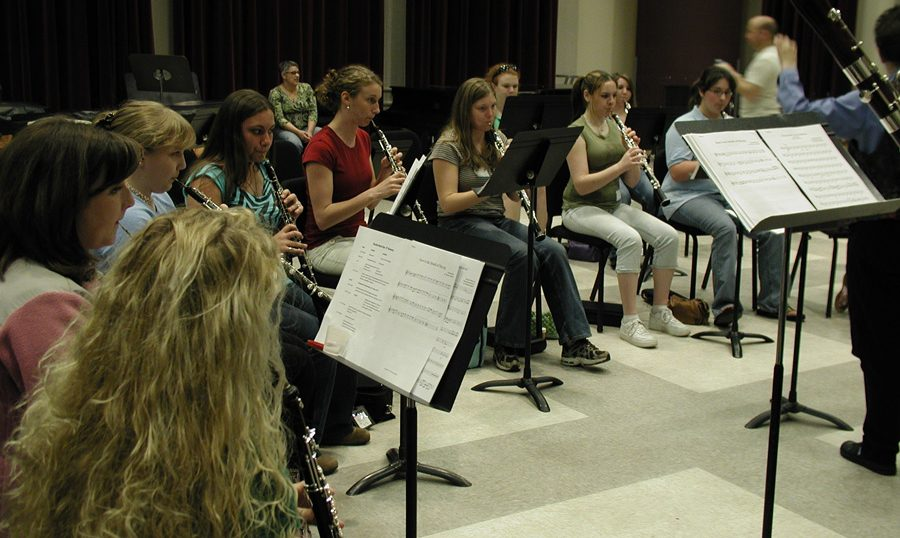 Double Reed Day | College of Visual and Performing Arts