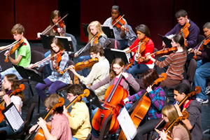 southeast orchestra