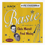 CD album cover back to basie