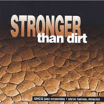 CD album cover stronger than dirt