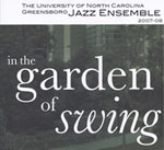 CD album cover in the garden of swing