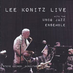 CD album cover konitz