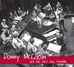 CD album cover Donny McCaslin