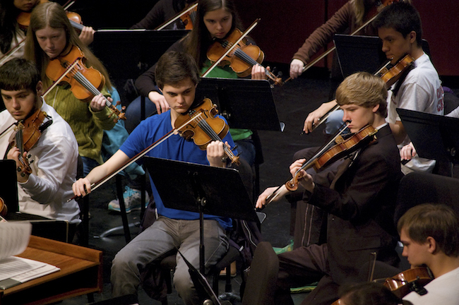 String Festival Honors Orchestra