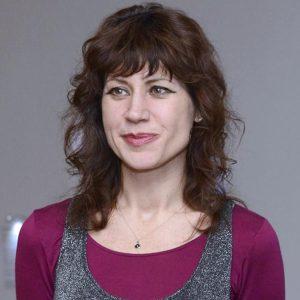 Carla Gannis headshot