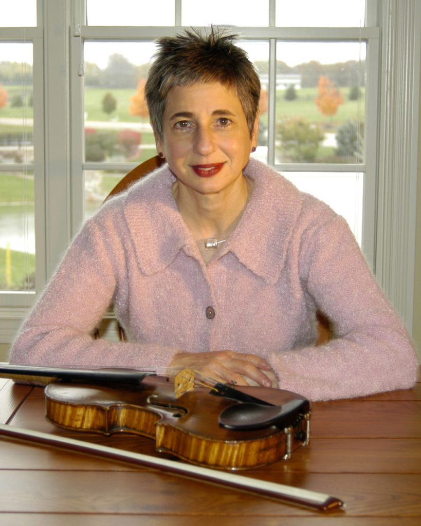 portrait of Mimi Zweig