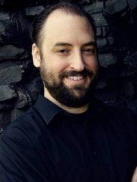 Steve Landis portrait