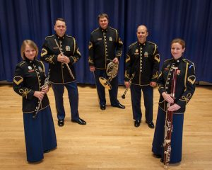 US Army Band Woodwind Quintet