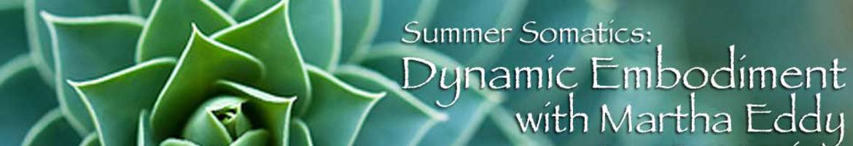 summer somatic banner image