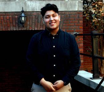 Bryan Espinoza portrait