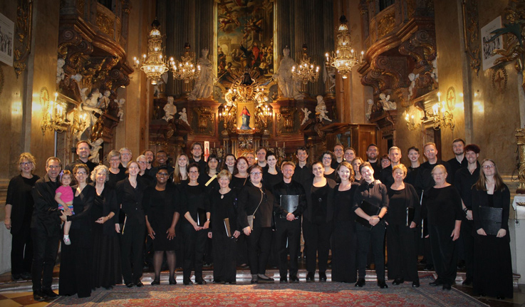 UNCG Choir in Europe