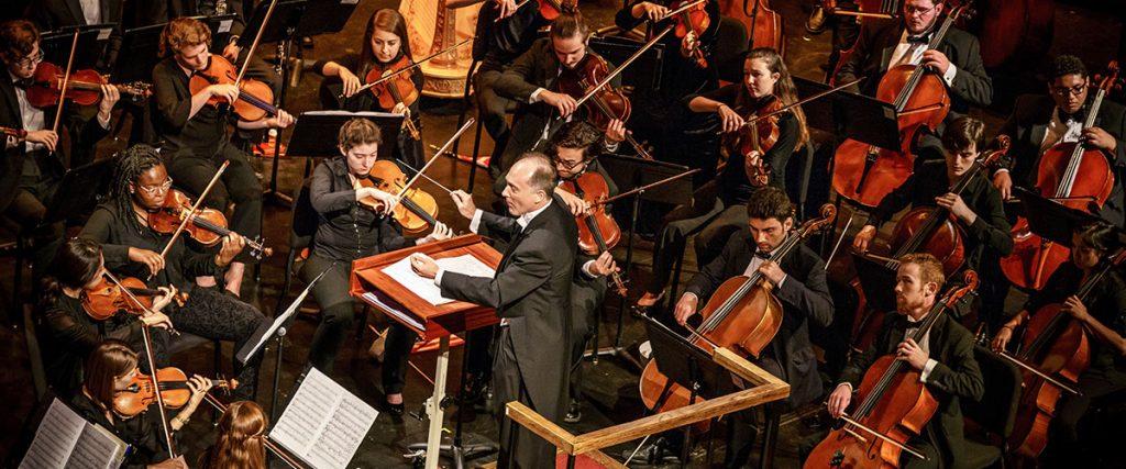 Orchestra Header