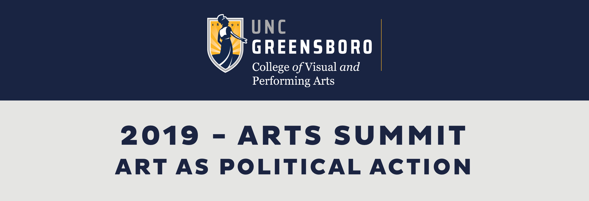Arts Summit 2019