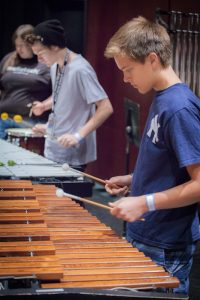 Junior Band Percussion