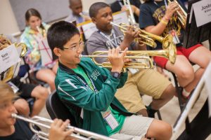 Summer Music Camp Trumpet