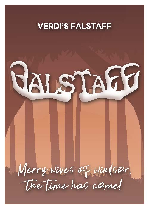 Falstaff Poser Logo