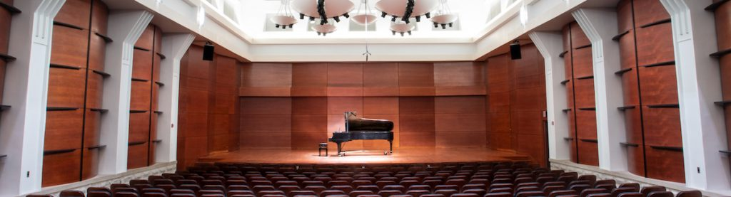Tew Recital Hall