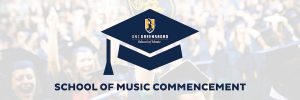 School of Music Commencement