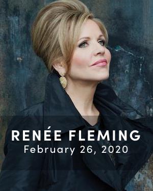 Renee Fleming, February 26, 2020