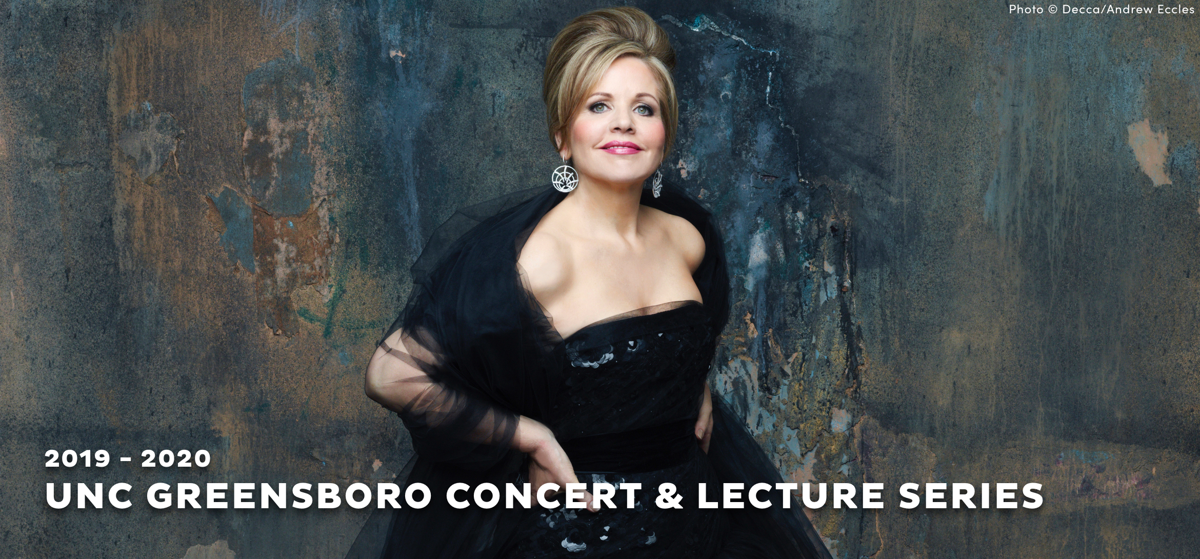 Uncg Spring 2020 Calendar University Concert Lecture Series 2019 2020 | College of Visual
