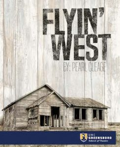 Flyin' West Show Art