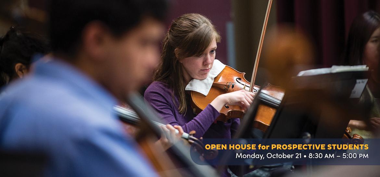 Music Open House Carousel