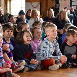 children in theatre