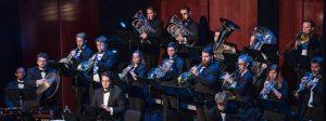 Brass Ensemble Collage