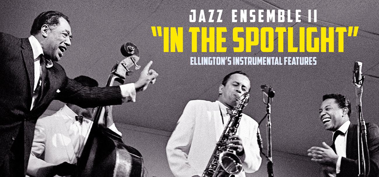 """""""In The Spotlight"""" Jazz"""