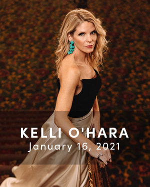 Kelli O'Hara January 16 2021