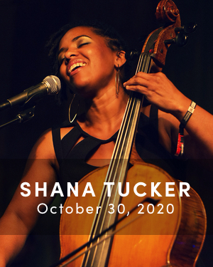 Shana Tucker October 30, 2020
