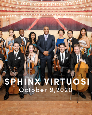 Sphinx Virtuosi October 9, 2020