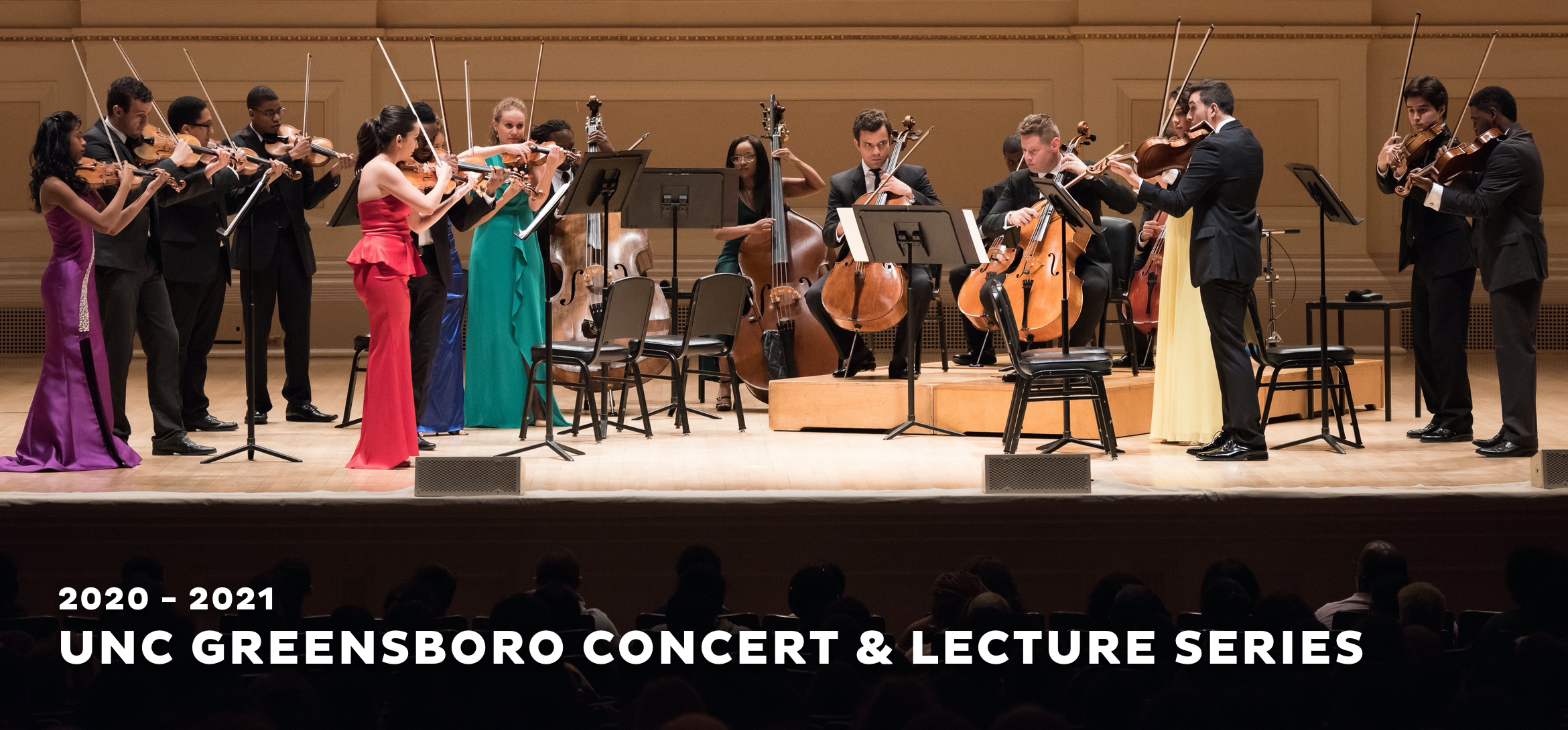 UNCG Concert and Lecture Series
