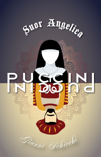 Suor Angelica and Gianni Schicchi Artwork