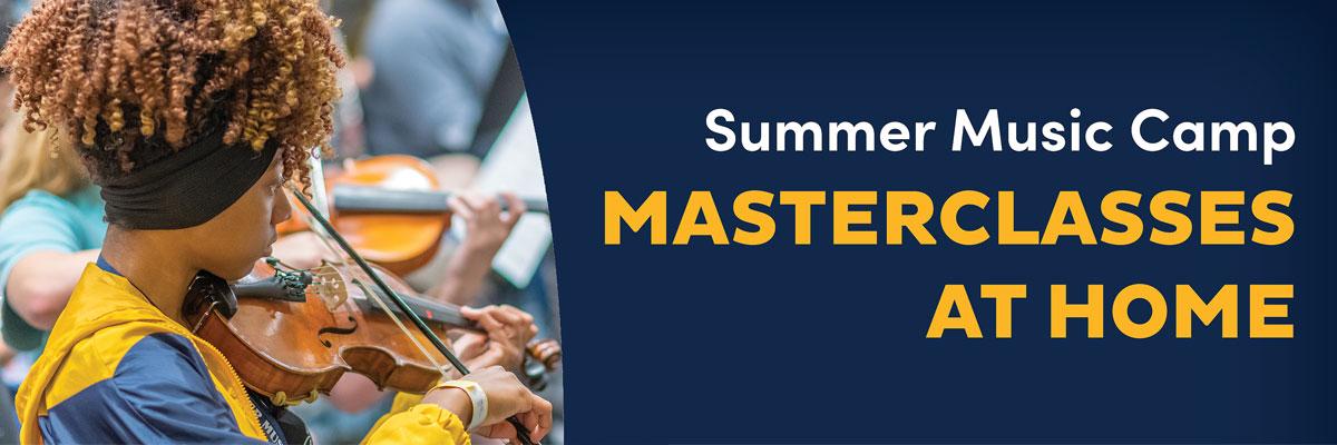 SMC Online Masterclasses Frontpage