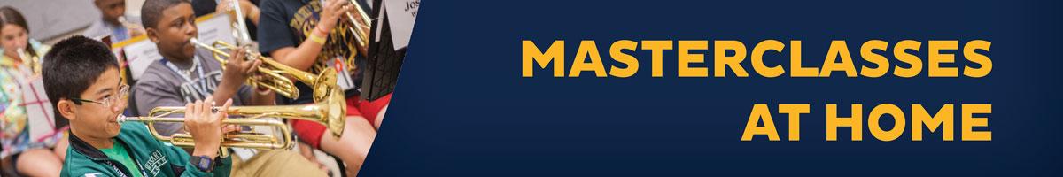 SMC Masterclasses at Home