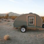 camper used by artist Grace Clark