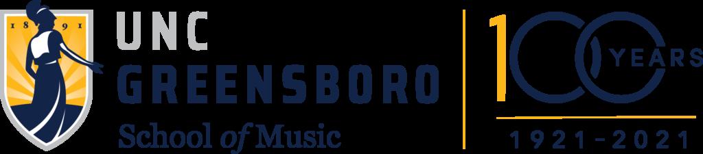 School of Music Centennial Logo