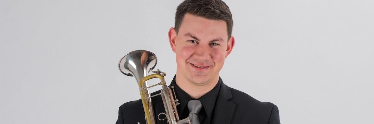 Garrett Klein, trumpet