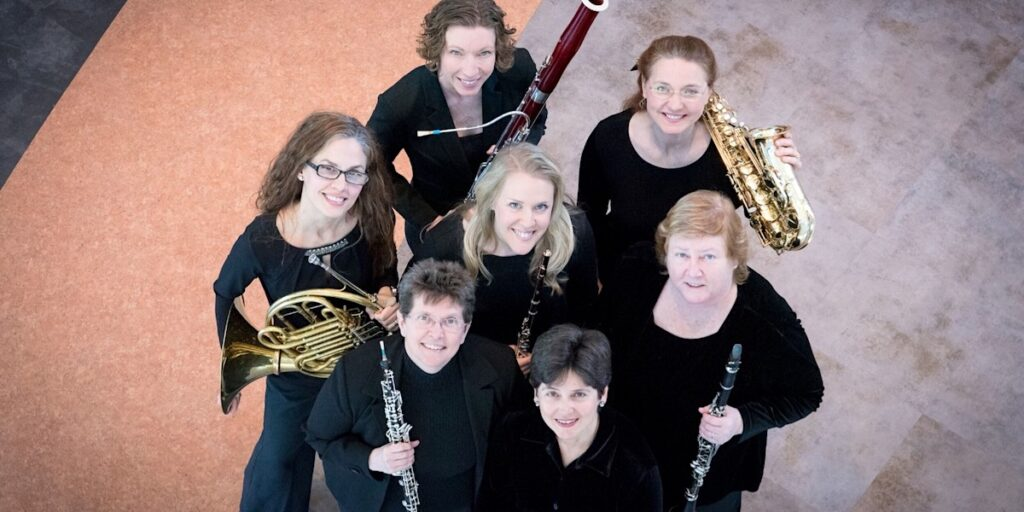 Women's Wind Ensemble Event Header