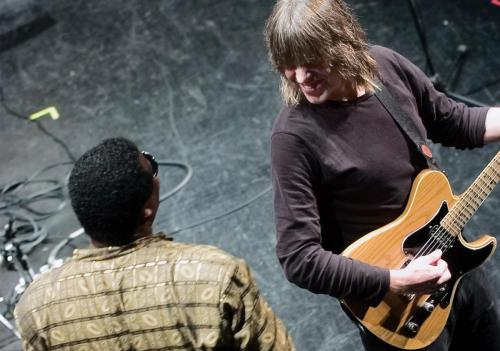 Mike Stern and Wallace Roney