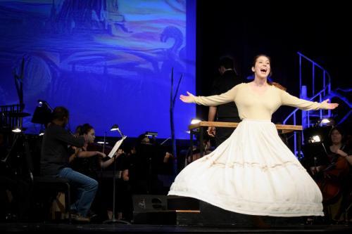 Melissa Blackwell as Cinderella